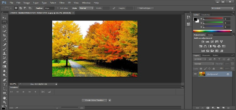 Adobe Photo Shop CS6 Crack