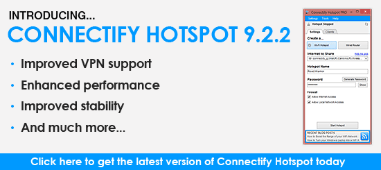 Connectify 9 Pro Crack