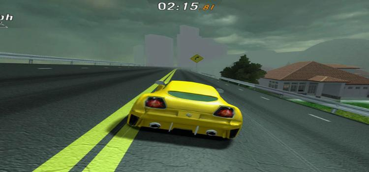 Crazy Cars Game PC Version