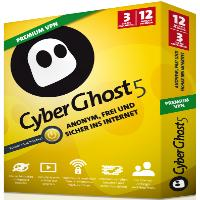 Cyber Ghost VPN 5 Crack Premium+ Serial Key Free Download