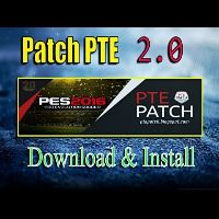 PTE Patch 2 0 :[PES 2017] Download + Install on PC [Latest