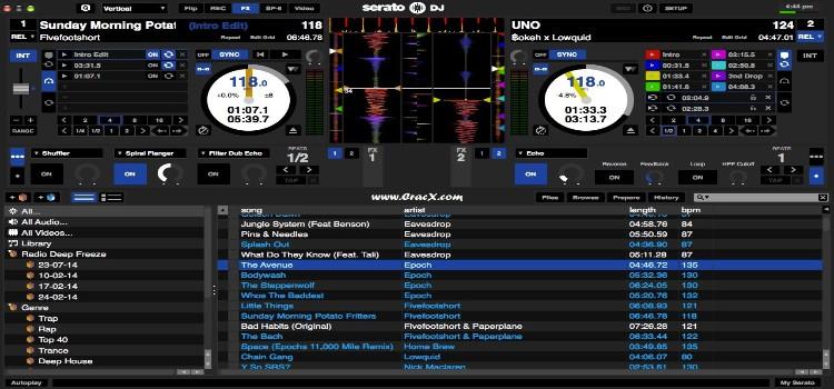 Serato DJ Crack 1.7.5 Serial Number