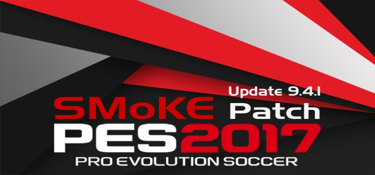 PES 2017 Smoke Patch V9.2