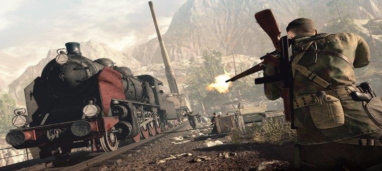 Sniper Elite 4 Crack