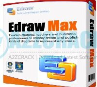 Edraw Max 8 Crack + Serial Key Full Version Activated Is Here!