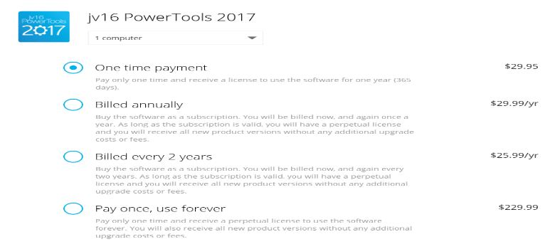 Jv16 PowerTools 2017 v4.1.0.1728