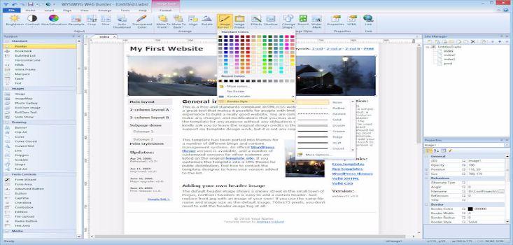 WYSIWYG Web Builder v12.1.2