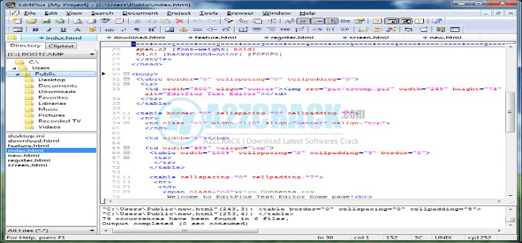ES-Computing EditPlus 4