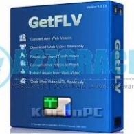 GetFLV Pro 9.1968.988 Is Here Latest & Full Keygen Download