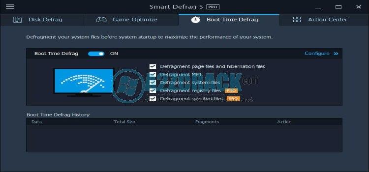 IOBIT Smart Defrag Pro v5.