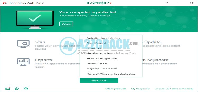 Kaspersky Antivirus 2017 Free Download