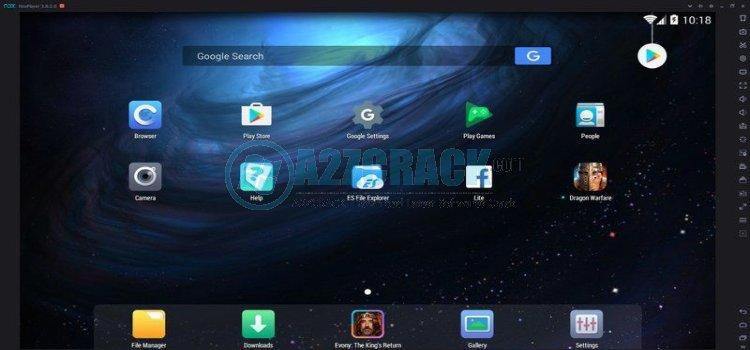 Nox App Player v6.0.0.0 Free Download