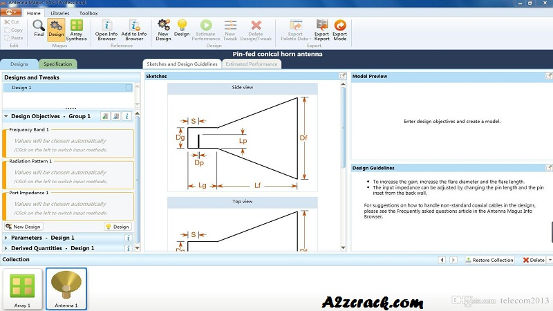 Antenna Magus Pro v5.3 Free Download 2k18 | A2zcrack