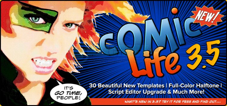 Comic Life Deluxe Edition v3.