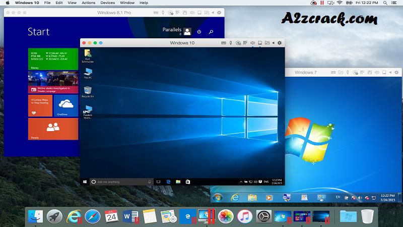 Parallels Desktop 13 Crack + Patch Free Download [Latest] | A2zcrack