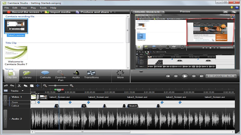 Camtasia Studio Room 9 serial key
