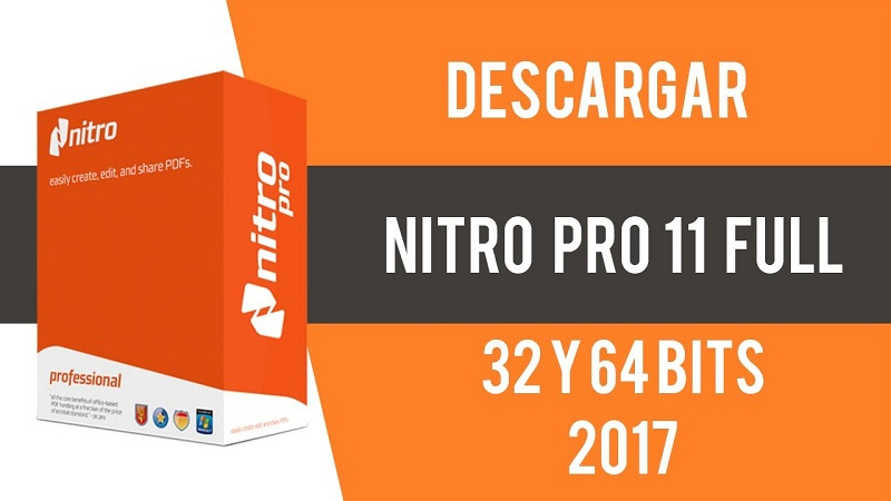 Nitro Professional 11 Crack + Patch Free Download [Latest] | A2zcrack