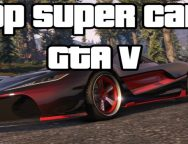 Fastest Car In Gta 5 | 3 Top Excellent & Fastest Super Racing Car's