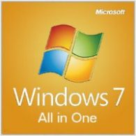 Download Windows 7 All One [Win 7 AIO 32-64Bit] [Updated]