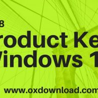 Product Key Windows 10 100% Working Serial Keys 2018