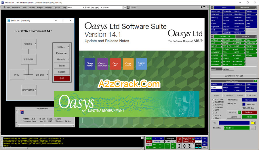 Oasys Software Suite 14 Full