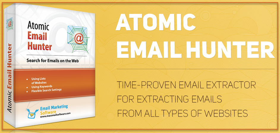 Atomic Email Hunter 14 Crack