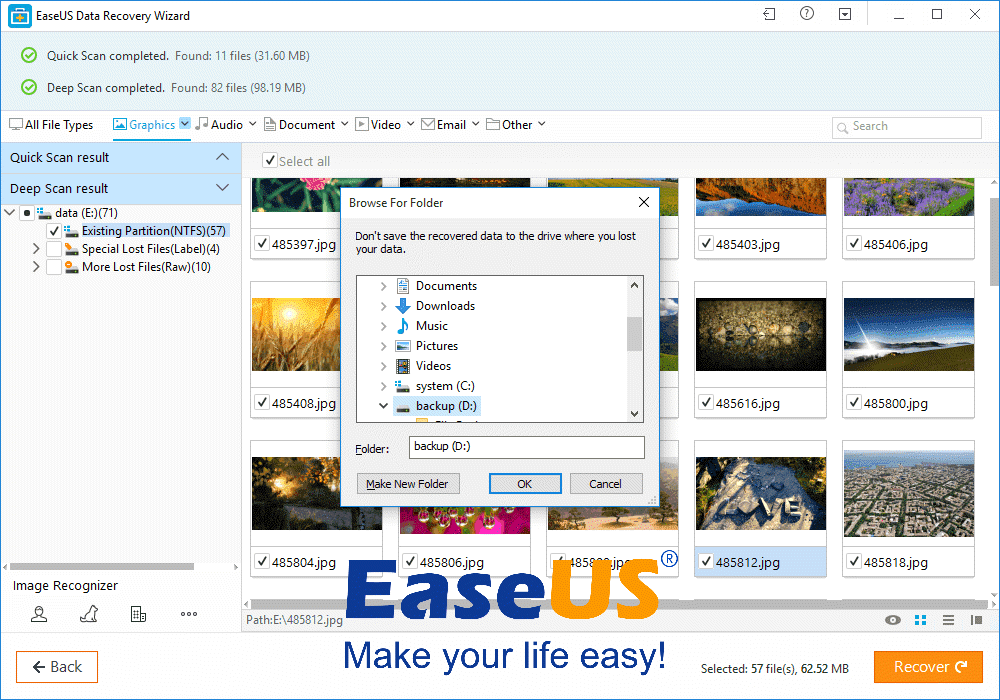 EaseUS Data Recovery Wizard Free [World Best Tool]