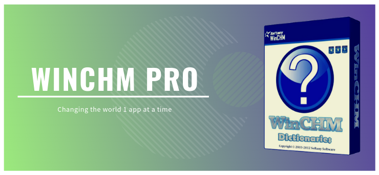 WinCHM Pro