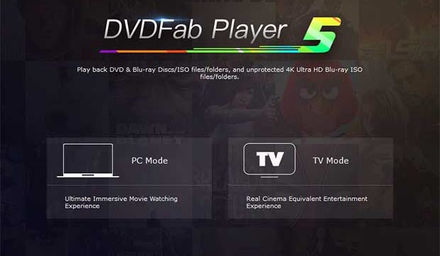 DVDFab Player 5 ulter crack free download full version