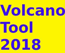 Volcano Tool 2018