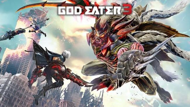 God Eater 3 Torrent Game Download
